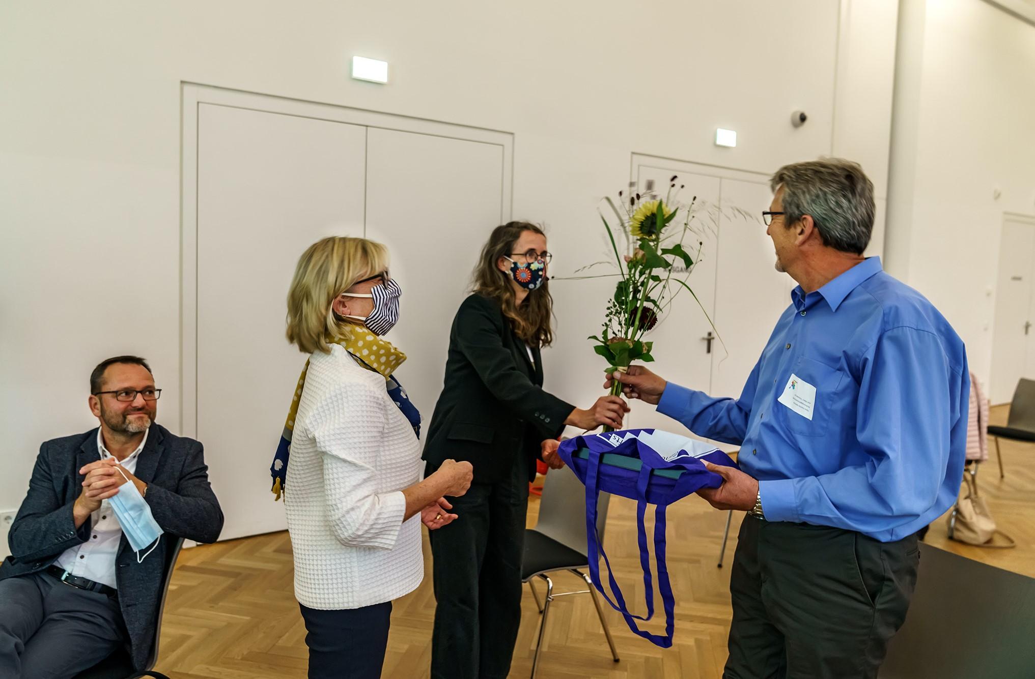 Dankeschön an die Ehrenamtler*innen im Potsdam Museum