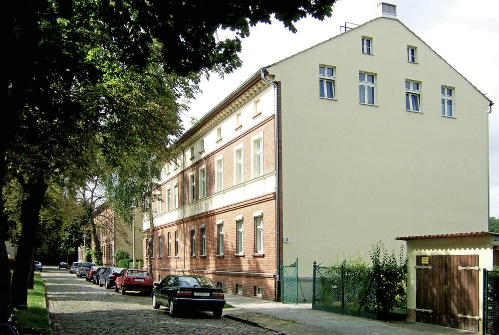 """Wohnungsgenossenschaft """"Daheim"""" eG"""